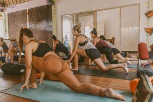 Yoga Classes Nusa Lembongan