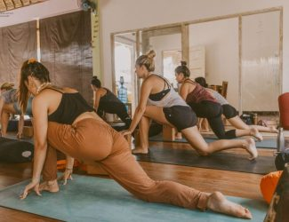 Yoga Classes Nusa Lembongan