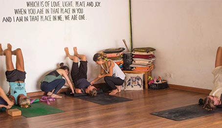 tomomi becot yoga teacher training