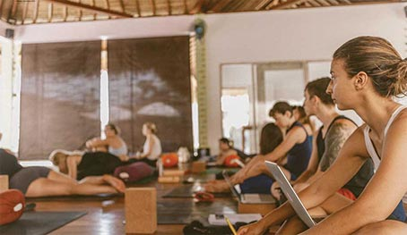 yoga classes bali