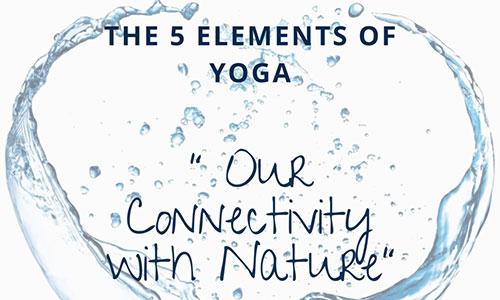 the 5 yoga elements