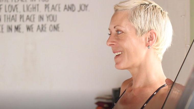 yin yoga course bali