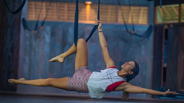 aerial yoga bali