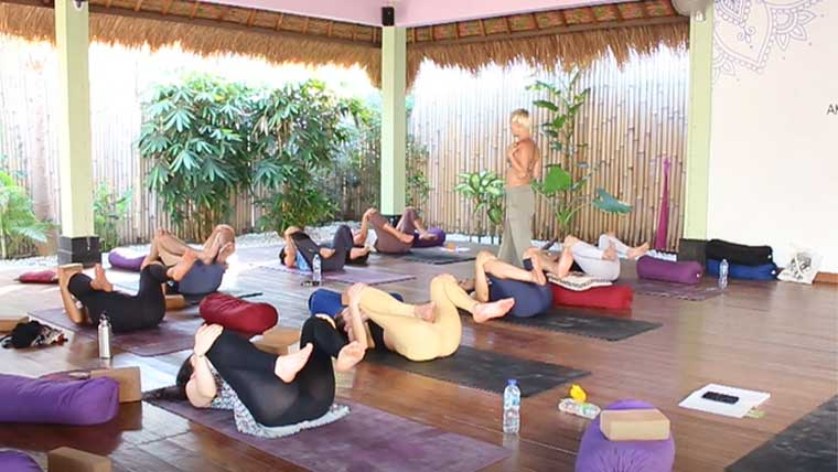 Yin Yoga Teacher training course
